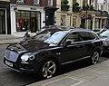 Bentley Bentayga, Bruton Street (geograph 5060115).jpg