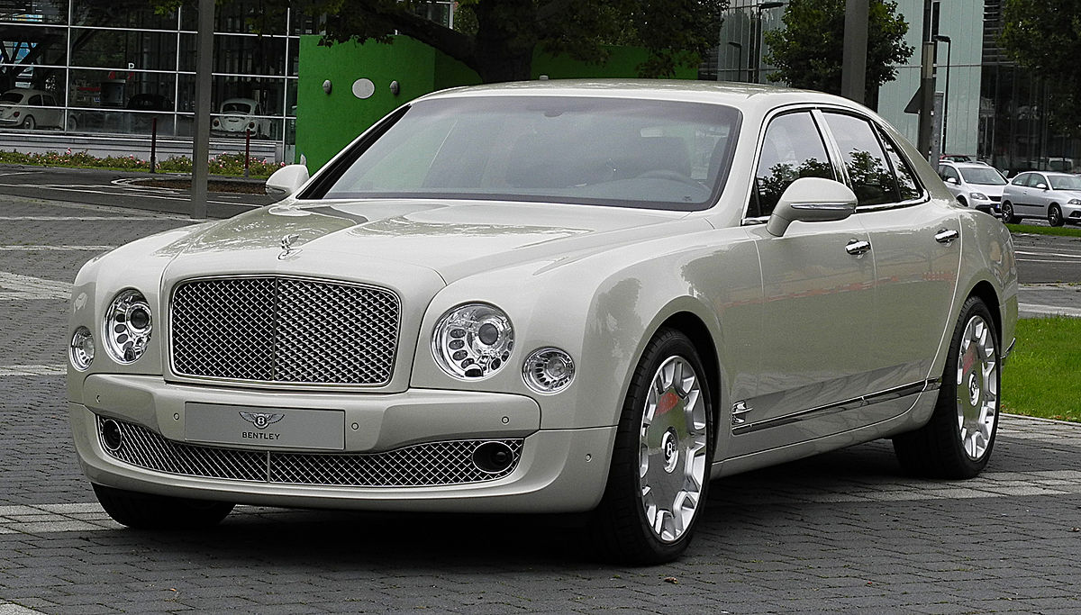Bentley mulsanne wikipedia la enciclopedia libre vanachro Image collections