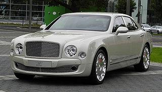 File:Bentley Mulsanne – Frontansicht (4), 30. August 2011 ...