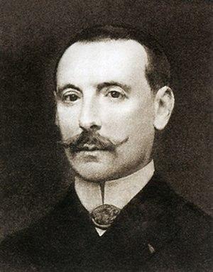 Henri Béraldi - Portrait of Henri Beraldi by Jean Gigoux (circa 1885)