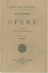 Giovanni Berchet: Poesie