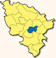 Berg im Gau - Lage im Landkreis.png