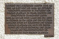 Photo of Bronze plaque № 10634