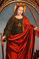 Bergognone, santa caterina d'alessandria, 1510 ca. 02.JPG