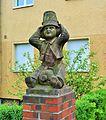 Berlin-Baumschulenweg Köpenicker Landstraße - Puttenskulpturen (6).JPG