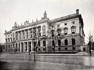 Landtag of Prussia parliament