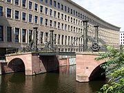Berlin Jungfernbruecke S