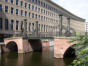 Jungfern Bridge - Jungfern Bridge
