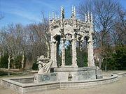 Märchenbrunnen im Schulenburgpark