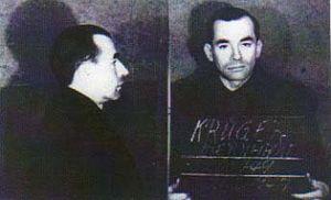 Operation Bernhard - SS Major Bernhard Krüger, shown after his capture in 1946