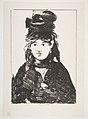 Berthe Morisot (In Black) MET DP815345.jpg