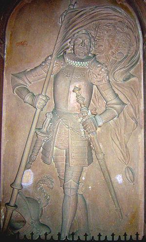 Berthold IV, Duke of Zähringen - Berthold IV, relief by Franz Anton Xaver Hauser in the choir of Freiburg Minster