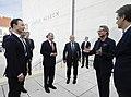 Besuch der deutschsprachigen Finanzminister im Leopold Museum (50264425537).jpg