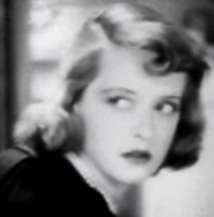 Marked Woman - Bette Davis as Mary
