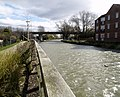 Beverley Beck and the Grovehill Flyover - geograph.org.uk - 733135.jpg