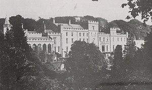 Stenton - Biel House, c1900