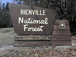 Bienville National Forest - Image: Bienville National Forest