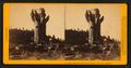 Big Oak, circum. 36 ft. at Big Oak Flat, - Tuolumne Co, by John P. Soule.png