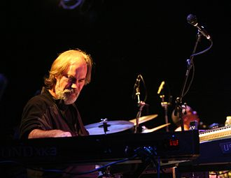 Bill Payne - Payne with Little Feat at a benefit for Richie Hayward, Burlington, Vermont, January 14, 2010