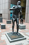 Bill Russell statue by Ann Hirsch (Boston) (cropped).jpg