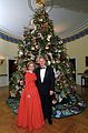 Bill and Hillary Clinton Christmas Portrait 1995.jpg