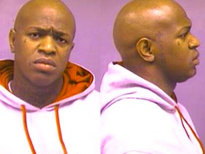 Birdman (rapper) - Mugshot, November 2007