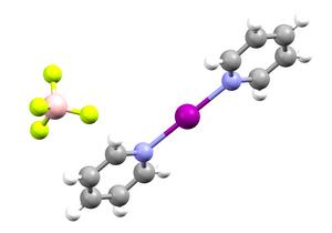 Bis(pyridine)iodonium(I) tetrafluoroborate