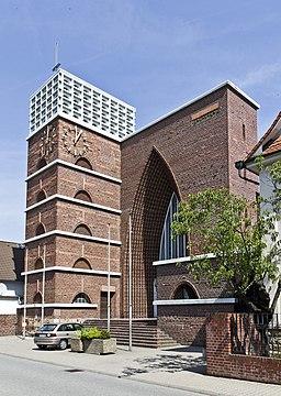 Bischofsheim Christ König Kirche 20110506