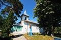 Biserica Sf Gheorghe Draguseni 01.JPG