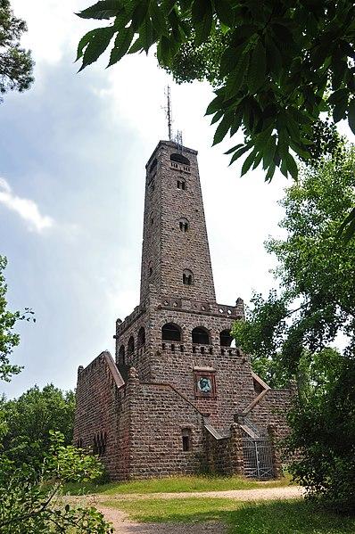 Aussichtsturm - Bismarckturm bei Bad Dürkheim