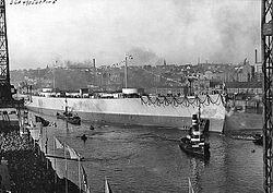 Norska varvsarbetare i strejk