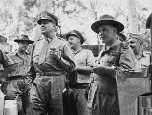 A group of men in uniforms.
