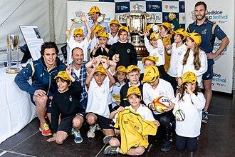 Bledisloe Cup - Bledisloe Cup Festival Day 2014 in Sydney