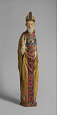 Blessing Bishop (Saint Nicholas of Bari)