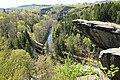 Blick von der Brückenklippe, Wolkensteiner Schweiz in Sachsen 2H1A2948WI.jpg