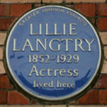 Blue plaque Lillie Langtry.jpg