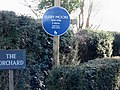 Blue plaque for Henry Moore - geograph.org.uk - 363609.jpg