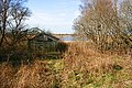 Boathouse at Loch of Spynie - geograph.org.uk - 374667.jpg