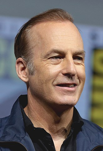 Bob Odenkirk - Odenkirk at the 2018 San Diego Comic-Con