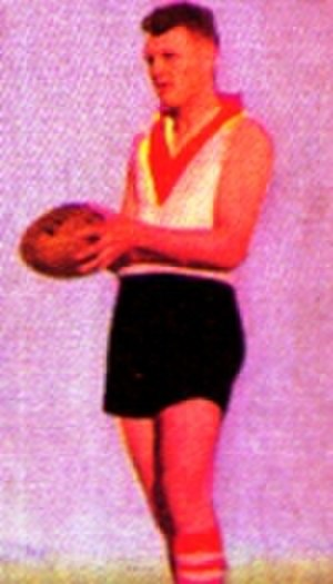 1933 VFL season - Bob Pratt kicked 109 goals (inc. finals)