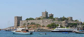 Bodrum - The Castle of St. Peter was built by the Knights Hospitaller.
