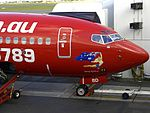 Boeing 737-7Q8, Virgin Blue Airlines AN0393350.jpg