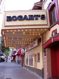 Bogart's - Wikipedia
