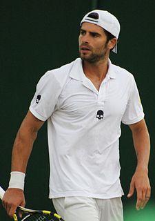 Simone Bolelli Italian professional tennis player