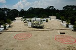 Bombing targets in the Reunification Palace Vietnam.jpg