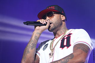 Booba French rapper