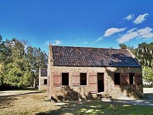 Boone Hall - Boone Hall Slave Cabin