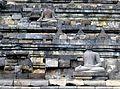 Borobudur - Buddha Statue - 005 Bhumisparsa Mudra, Akshobhya (11679214923).jpg