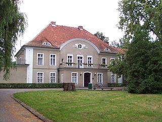 Borowo, Kościan County Village in Greater Poland Voivodeship, Poland