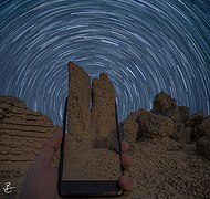 Borsippa Nimrud Castle fine art startril.jpg